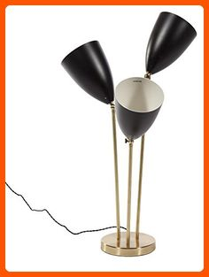 Stilnovo AMZLBT050BLK The Ambu Table Lamp - Unique lighting lamps (*Amazon Partner-Link)