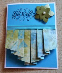 A Double Fold Skirt for Nancy! by Dream Crafter - Cards and Paper Crafts at Splitcoaststampers