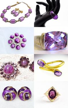Plumtastic! A #Vjse2 Group Team #Treasury! by Sheena Ingram on Etsy--Pinned with TreasuryPin.com #fashion #jewerly #vintage #etsy