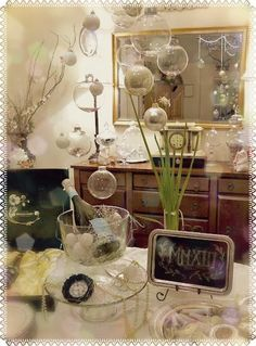 """Ornament new year's """"bubbles"""" PennyWise: Auld Lang Syne: Happy New Year"""