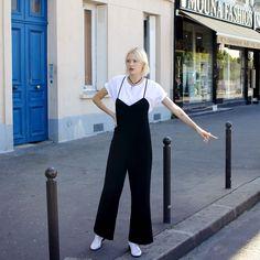 Paris fashion week essentials.