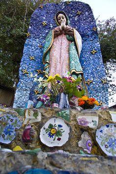 La Virgen de Guadalupe~ in East LA (Señor Codo)