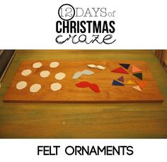 Day 1 of our 12 Days of Christmas Craze! #diychristmas