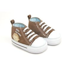 Child of Mine Baby Boys' High-Top Shoes