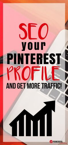 Pinterest Tips: How to Use SEO on Pinterest to bring more traffic to your blog! Social Media Ideas | How to Blog | Pinterest Marketing