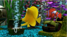 Underrated Finding Nemo Moments To Make Your Day