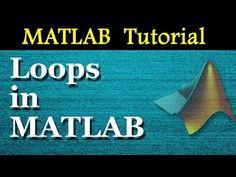 MATLAB Programming Tutorial - 04 - Loops - http://mobileappshandy.com/mobile-app-development/matlab-programming-tutorial-04-loops/