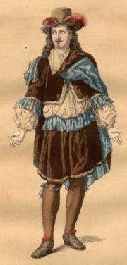 Petticoat Breeches c. 1660