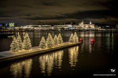 Christmas feeling - Christmas feeling at Aker Brygge, Oslo, Norway