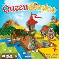 Queendomino by Blue Orange Games Board Game Online, Online Games, Goblin, Trivia, Orange Games, Queen, Great Videos, Family Games, Weird