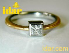 Idar - white and yellow gold, rustic, rounded and square…all at the same time and all by idar.