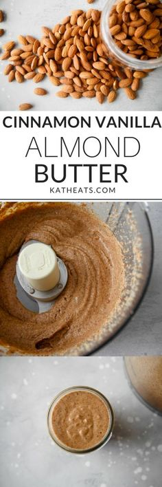 Cinnamon Vanilla Almond Butter is on the blog. YUM! // https://www.katheats.com/cinnamon-vanilla-almond-butter . . . . . #almondbutter #almonds #nutbutter #nuts #nutsforalmonds #eatrealfood #healthyliving #healthylivingblogger #goodeats #foodie #foodlove #eathealthy #buzzfeedfood #bhgfood #thekitchn #cleaneating #forkyeah #foodblogfeed #buzzfeast #feedfeed #todayfood #eeeeeats #foodie #food #instagood #foodography #foodforfoodies #onthetable #healthyfoodshare #healthyfood
