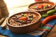 Detox Vegetarian Chili