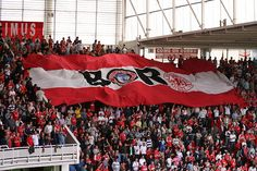 Middlesbrough Boro banner - Middlesbrough Dazzles With Opening Day Premier League Performance. #Teesside #NorthEast