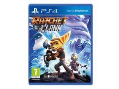 Ratchet & Clank Spill til Playstation 4