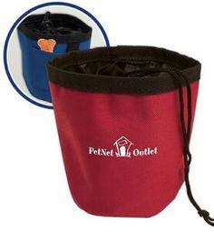 Promo Item Idea: Perky Pet Treat Container $2.89-$2.59 (150-2,500). Colors: Blue, Red, Green, Orange, Black, Purple