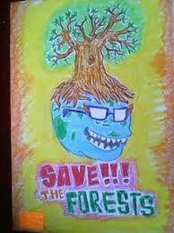 hasil gambar untuk poster lingkungan hidup