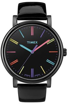 Timex Multi Color Marker Watch