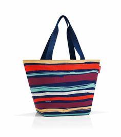 Reisenthel Shopping shopper M artist stripes