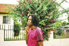 Daniel Caesar (Digital Cover Story) Daniel Caesar, Visual Communication Design, Bedroom Wall Collage, Black Artists, Music Music, Best Artist, King Queen, Header, Music Artists