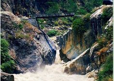 When you want to chill in summers ....#Manikaran #Parvativalley #Himachal