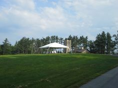 At Cathedral of the Pines, Rindge, NH