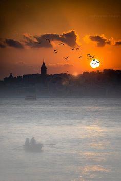 Copyright by Muhammet Ceylan Istanbul City, Istanbul Turkey, Sunset Sky, Sunrise, Rabbit Wallpaper, Islamic Wallpaper, Hagia Sophia, Archaeology, Instagram Story