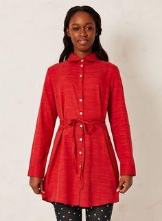 Bouddi Shirt Dress Braintree