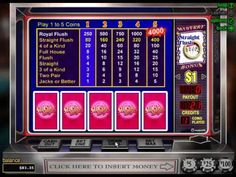 http://usvideopoker.com/ Mystery Bonus Poker, For a 200% Video Poker Match bonus go to http://www.slotsofvegas.eu/click/15/1648/4054/1 and with code SCRATCH100 you also get a $100 FREE with no deposit required.     Make your first deposit and get match bonuses and more.    Play Video Poker including Mystery Bonus Poker, Loose Deuces, full pay Jacks ...