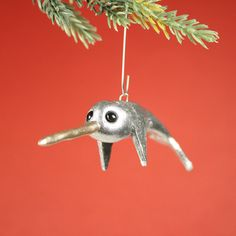 """""""It's a Narwhal Ornament""""   OMG WANTZ!"""