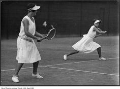 1920 - Tennis players, Toronto Tennis Club