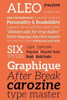 23 #tipografías gratuitas para emprendedores y diseñadores