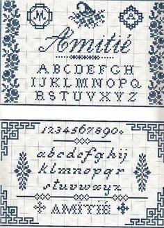 Gallery.ru / Фото #9 - Sajou Passion des Alphabets Anciens - Orlanda