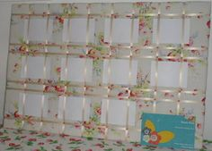 Example 11 - Cath Kidston Faded Flowers Wedding Seating / Table Plan