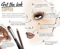 The Body Shop at Home Consultant Blog: Makeup Trends....
