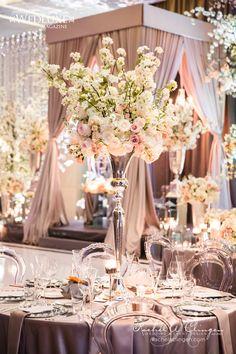 Rachel A. Clingen Wedding Design and Decor - Stylish wedding decor and flowers for Toronto
