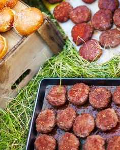 Moroccan-style lamb burgers   Jamie Oliver   Food   Recipes (UK)