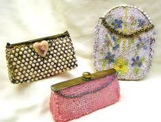 purses by Jean L. Zaun (Wertz)