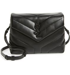 Ysl Crossbody Bag, Ysl Bag, Black Leather Crossbody Bag, Bag Names, Yves Saint Laurent Bags, Black Cross Body Bag, Cloth Bags, Luxury Bags, Purses And Handbags