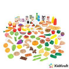 KidKraft   Speelgoedeten Deluxe Tasty Treats