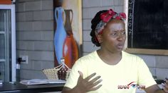 My bar is not for sell thank you. Kansiime Anne. African comedy.