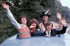"""Obtuve:""""¡Eres un gran fan de Los Beatles! Sabes sus letras a la perfección…"""