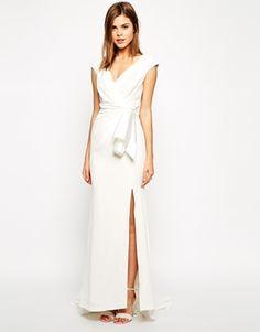 Coast Kate Maxi Dress with Thigh Split