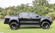 Ford Ranger The New Ford Ranger, Ford Ranger Raptor, 2019 Ford Ranger, Lifted Trucks, Chevy Trucks, Chevy Colorado Lifted, Raptor Truck, Ford Ranger Wildtrak, Isuzu D Max