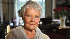 Kirsty Young talks to actress Dame Judi Dench.