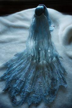 ~Emily, the Corpse Bride~ by Clockwork_Angel, via Flickr