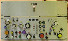 Funny cartoon picture explainig a difference between men and women. Funny cartoon of gender difference Diane Tell, Rita Wainer, Aviation Humor, Aviation Technology, Gb Bilder, Men Vs Women, Women Life, Young Women, Humor Grafico