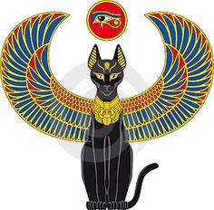 Egyptian cat de miaou de Patchou!!