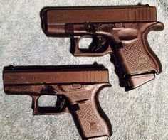 Glock G26 and G42