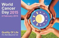 February 4, 2015 is World Cancer Day. Go to www.healthaware.org for link to more information.